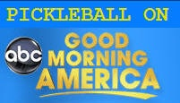 Pickleball in the National News