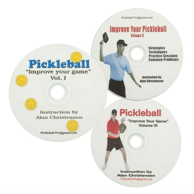 """Improve your Game"" 3-DVD Set"