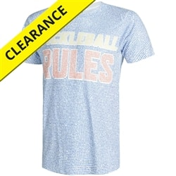 Pickleball Rules Shirt - Men's - CLEARANCE