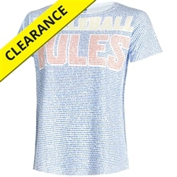 Pickleball Rules Shirt - Women's - CLEARANCE