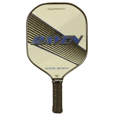 The Raven Oversized Widebody Pickleball Paddle