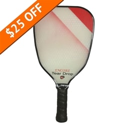 Encore Teardrop Composite Pickleball Paddle