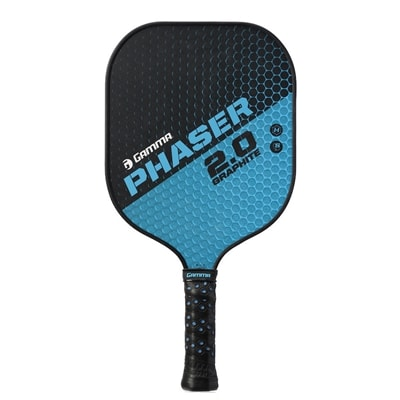 GAMMA Phaser 2.0 Graphite Pickleball Paddle