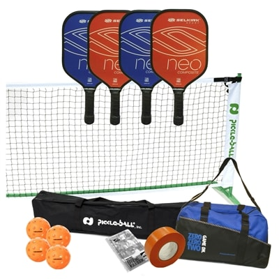 NEO Composite Pickleball Set