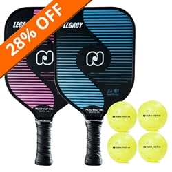 Legacy Bundle - two paddles/four balls