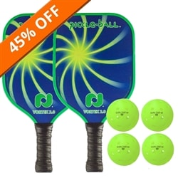 Vortex 2.0 Bundle - two paddles/four balls