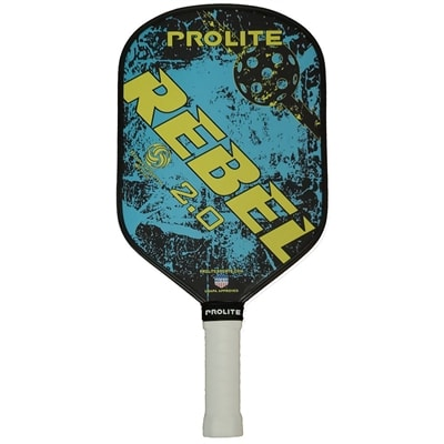 Rebel PowerSpin Composite Paddle