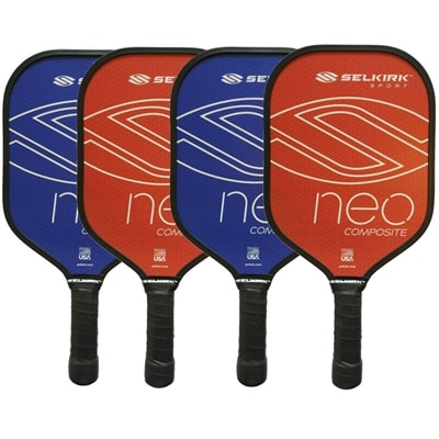 NEO Composite Pickleball Paddle 4-Pack