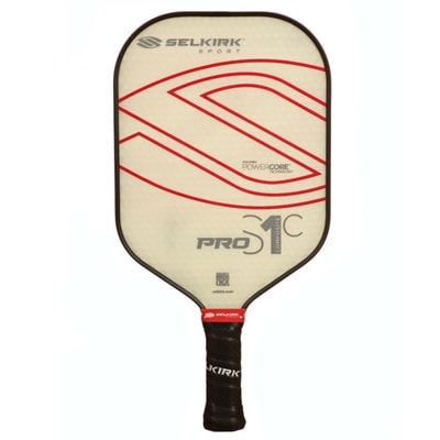 Pro S1C Polymer Composite Pickleball Paddle