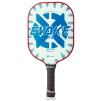 Composite Evoke XL Paddle featuring Onix Superior Tacky grip, available in 6 great colors