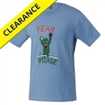 Fear The Pickle Crew Neck T-Shirt