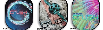 CRUSH PowerSpin Composite Paddle by Pro-Lite