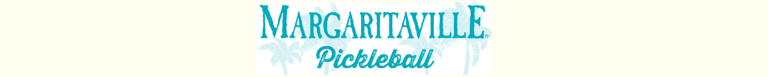 Margaritaville Pickleball Paddles, Bags, & Accessories by HEAD.