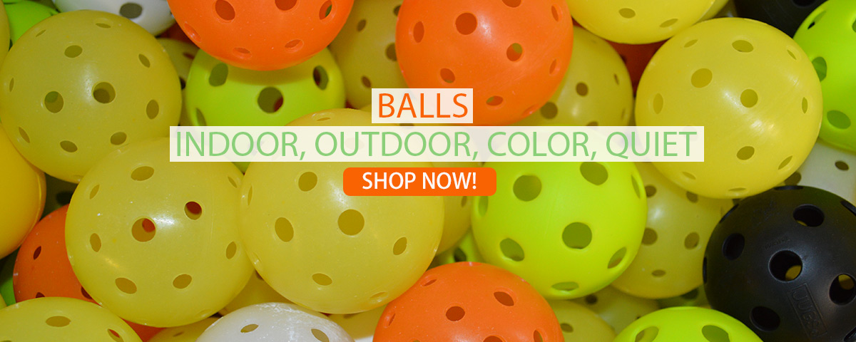 balls for pickleball