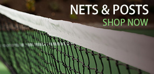 pickleball nets, posts, and portable setups.